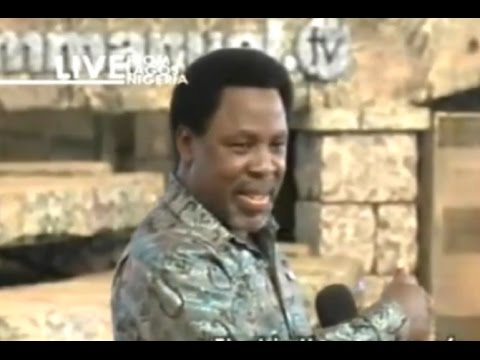 SCOAN 13/11/16: The Full Live Sunday Service with TB Joshua At The Altar
