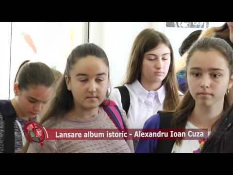Emisiunea Proiecte pentru comunitate – 7 octombrie 2016 – Gorgota, lansare album istoric Al. I. Cuza