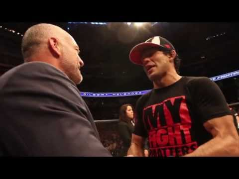 UFC - Dana's UFC on FX 8 vlog is a look behind the scenes of UFC on FOX 7.