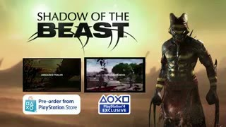 Shadow of the Beast date sortie le 17 mai