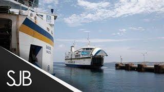 Cirkewwa Malta  city photos : Malta to Gozo Channel Ferry Ċirkewwa Malta to Mġarr Gozo - Malta 2014