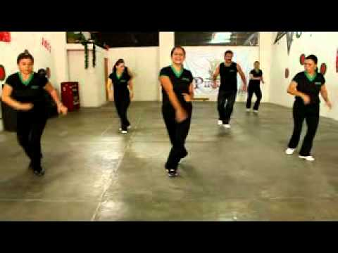 Baile Aerobico para Principiantes: Cumbia