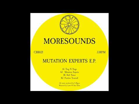 Moresounds - Positive Yourself