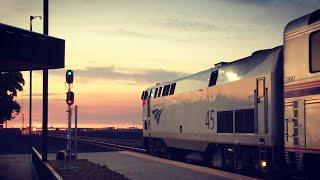 Video The Amtrak EMPIRE BUILDER - three days crossing Big Sky Country! MP3, 3GP, MP4, WEBM, AVI, FLV Juni 2018