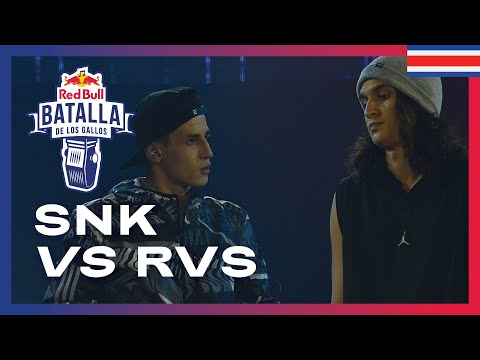 SNK vs RVS - Octavos | Red Bull Costa Rica 2020