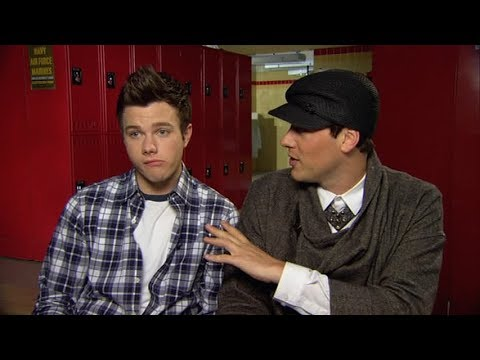 "Glee Swap: Behind the Scenes of ""Props"" || Glee Special Features Season 3 (видео)"