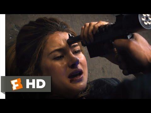 Divergent (10/12) Movie CLIP - It's Me (2014) HD