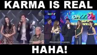 Video Vice Ganda Comments on EAT BULAGA - KARMA IS REAL!!! MP3, 3GP, MP4, WEBM, AVI, FLV November 2018