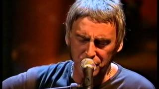 Paul Weller - Headstart For Happiness - Later Live - BBC2 - Friday 5th October 2001