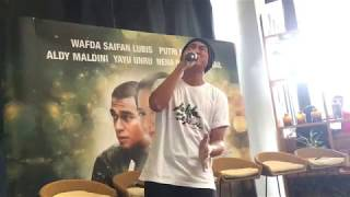 ANTARANEWS - Anji menyanyikan OST Jelita Sejuba