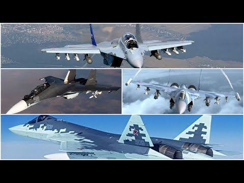 5 najboljih Ruskih lovaca danas,...