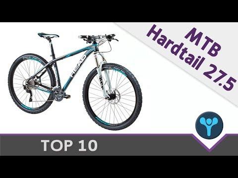 Τα καλύτερα MTB Hardtail 27,5 (650B)