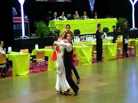 Danse de salon Toulouse 2012