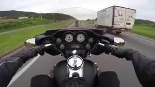 4. Harley Davidson FLHX Street Glide GoPro HD