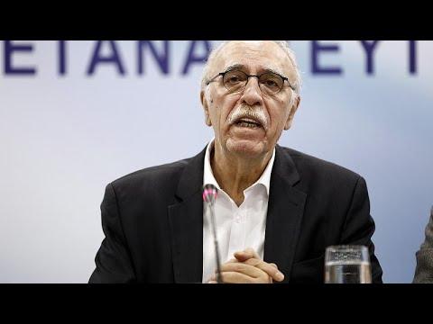 Ο Δημήτρης Βίτσας απαντά στην Oxfam: «Δεν έχετε υπάρξει στη Μόρια»…