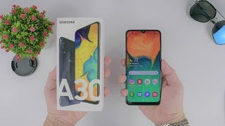 2 JUTAAN AJA ! - Unboxing Samsung Galaxy A30 Indonesia