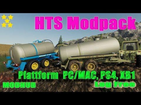 FS19 HTS Modpack v1.0.0.0