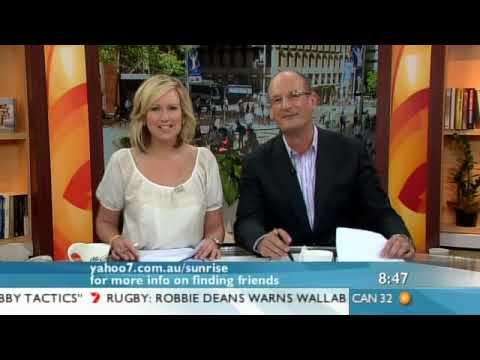TV host blooper - Kochie shamed after getting old pal's name wrong on live TV ...