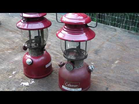 JET FUEL ONLY COLEMAN  LANTERN