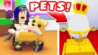 THESE ARE THE COOLEST PETS IN ROBLOX!  (Roblox Adopt Me!)