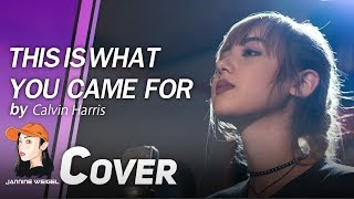 Download Lagu Calvin Harris - This Is What You Came For ft. Rihanna cover by Jannine Weigel Mp3