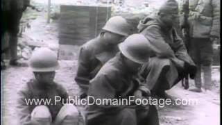 Changde China  city images : The Battle of Changde - Chinese troops drive Japs from (Changteh) Changde newsreel footage