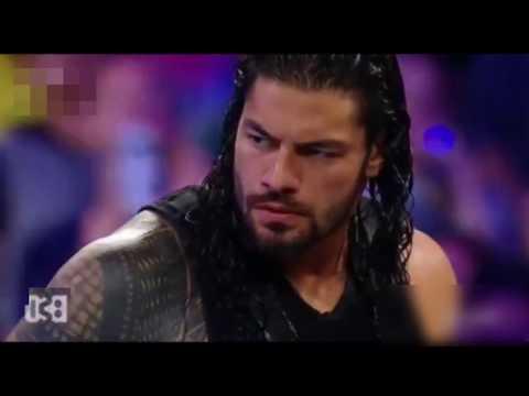 Roman Reigns VS Braun Strowman VS Samoa Joe Triple Threat Match - Raw 31 july 2017