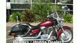 1. 2007 Honda Shadow Sabre Features