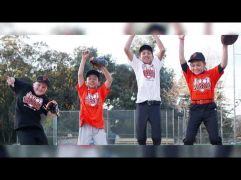 California's Business Volunteer Program of the Year 2017 - San Francisco Giants