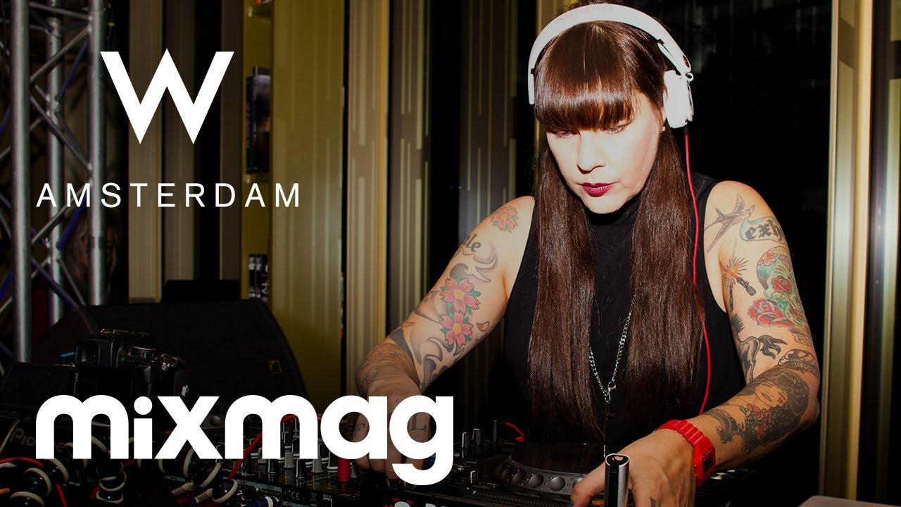 Miss Kittin - Live @ W Amsterdam presents Mixmag Sessions 2015