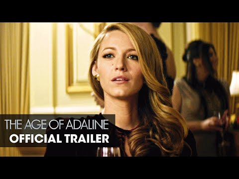 The Age of Adaline (2015) – Official Trailer
