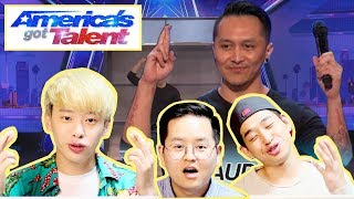Download Video REAKSI LIHAT DEMIAN ADITYA: Escape Artist Risks His Life During AGT Audition - America's Got Talent! MP3 3GP MP4