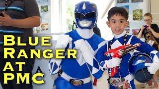 MJ at Power Morphicon 2014 [Power Rangers Vlogs]