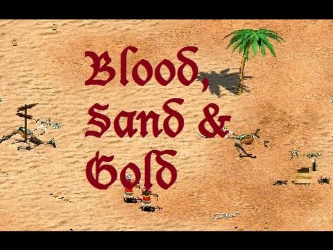 Blood, Sand and Gold - Trailer [Age of Empires 2]