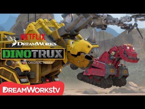 Dinotrux Season 4 First Look Promo