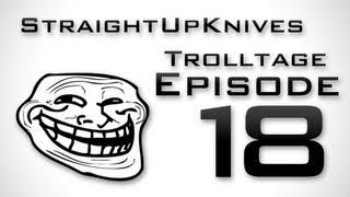 Video StraightUpKnives MW3 Trolling - Trolltage 18 ((How to Annoy People on MW3)) MP3, 3GP, MP4, WEBM, AVI, FLV Juni 2018