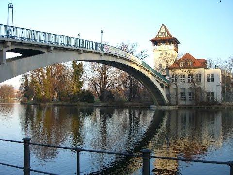 Berlin Treptower Park und Plänterwald mit Phantom 3