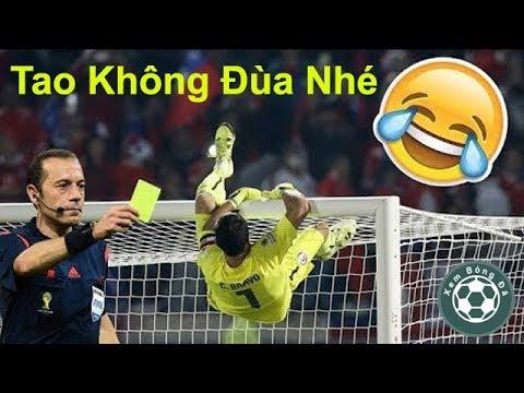 Hài bóng đá mới nhất 2019 - Thủ môn troll Trọng tài và cái kết @ vcloz.com