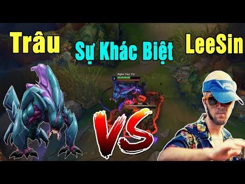 Trâu (Rek'Sai) vs LeeSin - Sự Khác Biệt Quá Lớn Từ 2 Người Đi Rừng | Trâu best Udyr - Thời lượng: 23 phút.