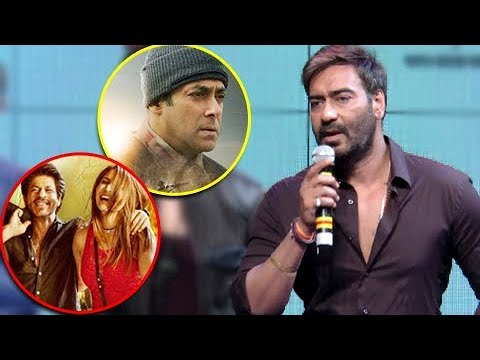Ajay Devgn REACTS On Tubelight And Jab Harry Met S