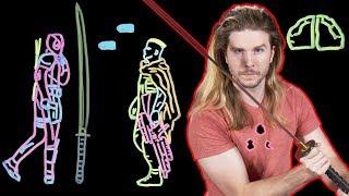 Video Can You Slice Bullets Like Deadpool? MP3, 3GP, MP4, WEBM, AVI, FLV Februari 2019