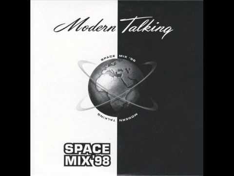 MODERN TALKING - Space Mix (ft. E. Singleton) (audio)