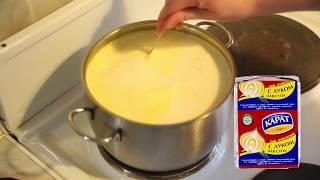Суп луковый с плавленым сыром, быстро, просто и вкусно.
