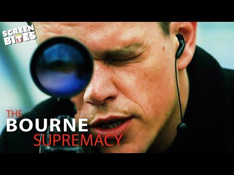 Jason Bourne Calls Nicky   The Bourne Supremacy   SceneScreen
