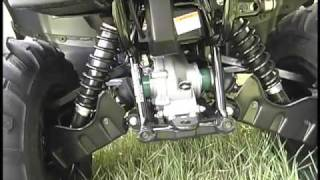 9. ATV Television Test - 2009 Suzuki King Quad 750