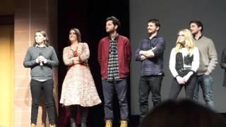 """The Intervention"" Premiere   Q & A"