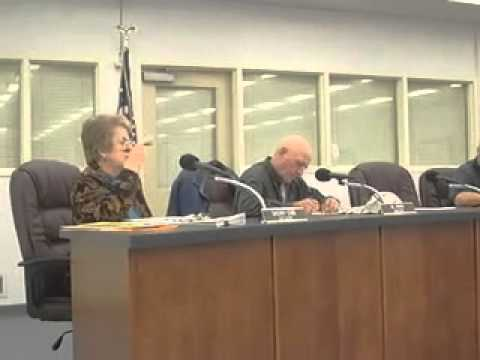 Vernon City Council Candidates 2009
