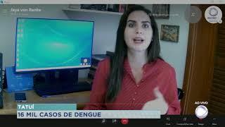 Casos de dengue continuam aumentando em Tatuí e preocupam autoridades