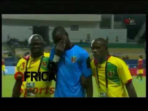 CAF U17 Nations Cup  Ghana 0 0 Guinea  full highlights