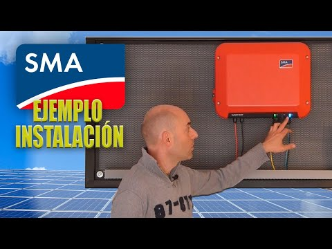 Inversor solar fotovoltaico SMA SUNNY BOY